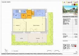 Location Appartement 2 pièces Coublevie