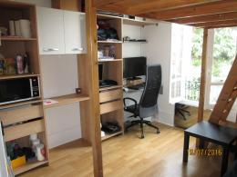 Appartement Clamart &bull; <span class='offer-area-number'>14</span> m² environ &bull; <span class='offer-rooms-number'>1</span> pièce