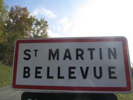 Achat Appartement 4 pièces St Martin Bellevue