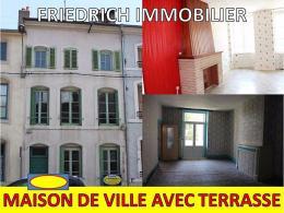 Achat Maison 4 pièces Commercy