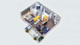 Achat Appartement 3 pièces Montrevel en Bresse