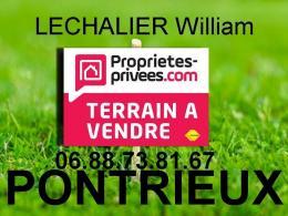 Achat Terrain Pontrieux