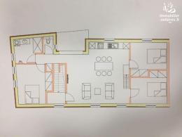 Achat Appartement 4 pièces Ornans