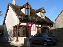 Location Maison 4 pièces Romorantin Lanthenay
