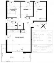Achat Appartement 4 pièces Domene