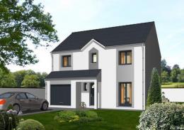 Achat Maison+Terrain 5 pièces Vaux le Penil