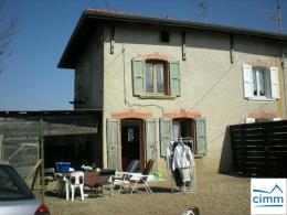Location Maison 2 pièces St Simeon de Bressieux