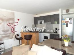 Location Appartement 2 pièces Aigues Mortes