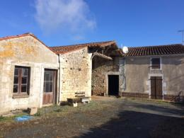 Achat Maison 3 pièces Mouzeuil St Martin
