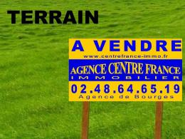 Achat Terrain Bourges