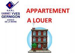 Location Appartement 2 pièces Montfaucon Montigne