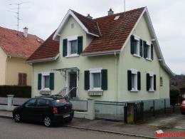 Location Maison 5 pièces Hegenheim