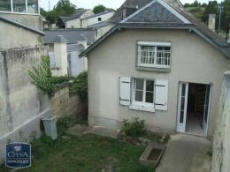 Achat Maison 4 pièces Montsoreau