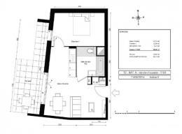 Achat Appartement 2 pièces Fontaines sur Saone