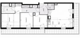 Achat Appartement 4 pièces Taverny