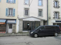 Location Commerce 3 pièces Carhaix Plouguer