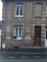 Location Maison 2 pièces Bolbec