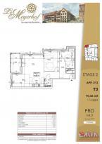 Achat Appartement 3 pièces Rosheim