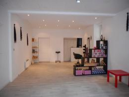 Location Commerce Bourg St Andeol