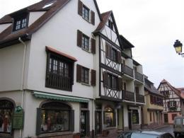 Location Parking Obernai