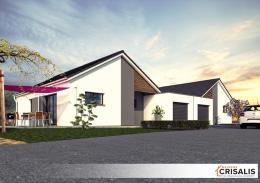 Achat Maison+Terrain 5 pièces Issenheim