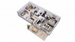 Achat Appartement 4 pièces Seyssins