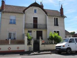 Achat Maison 3 pièces Nevers