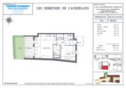 Achat Appartement 2 pièces Furdenheim