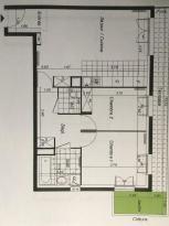 Achat Appartement 3 pièces Lognes