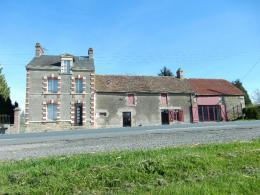 Achat Maison 8 pièces St Denis sur Sarthon