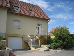 Location Maison 5 pièces Hagenthal le Haut