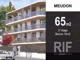 Achat Appartement 3 pièces Meudon