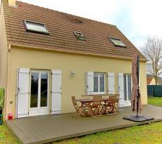 Maison Longueil Ste Marie &bull; <span class='offer-area-number'>107</span> m² environ &bull; <span class='offer-rooms-number'>4</span> pièces