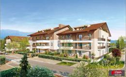 Appartement Chens sur Leman &bull; <span class='offer-area-number'>69</span> m² environ &bull; <span class='offer-rooms-number'>3</span> pièces