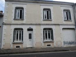 Achat Maison 5 pièces Montbron