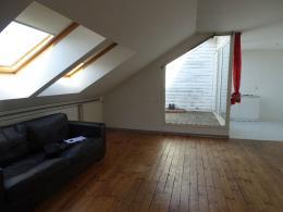 Appartement St Junien &bull; <span class='offer-area-number'>55</span> m² environ &bull; <span class='offer-rooms-number'>1</span> pièce