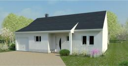 Achat Maison+Terrain 4 pièces Ponthevrard