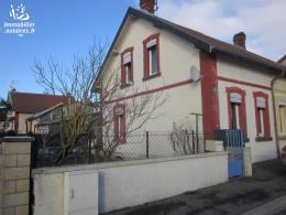 Achat Maison 3 pièces Mont Bonvillers
