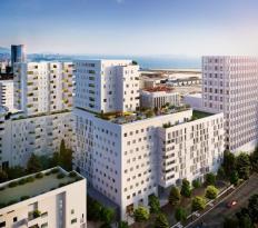 Achat Appartement 3 pièces Marseille 15