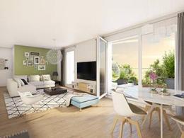 Achat Appartement 3 pièces Moissy Cramayel