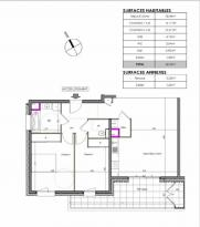 Achat Appartement 3 pièces Feigeres