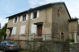 Achat Maison 7 pièces Cirey sur Vezouze