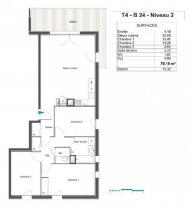 Achat Appartement 4 pièces Pierre Benite