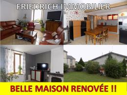Achat Maison 7 pièces Chaumont sur Aire