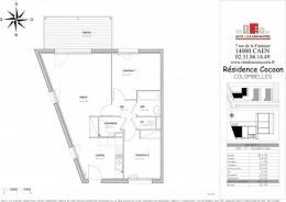 Achat Appartement 3 pièces Colombelles