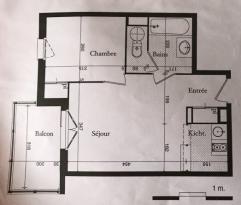 Achat Appartement 2 pièces Mauvezin