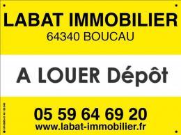Location Parking Boucau
