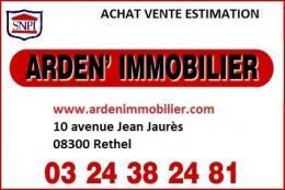 Achat studio Le Chatelet sur Retourne