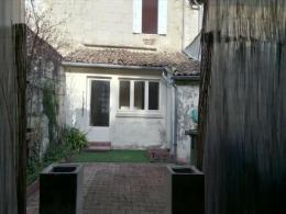 Achat Maison 3 pièces Fronsac