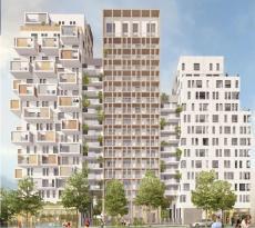 Achat Appartement 2 pièces Marseille 03